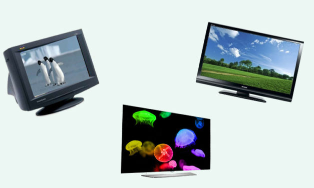 LCD vs LED vs OLED: The Different Displays Explained