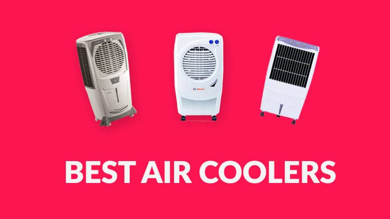 Best Air Coolers in India (January 2020)