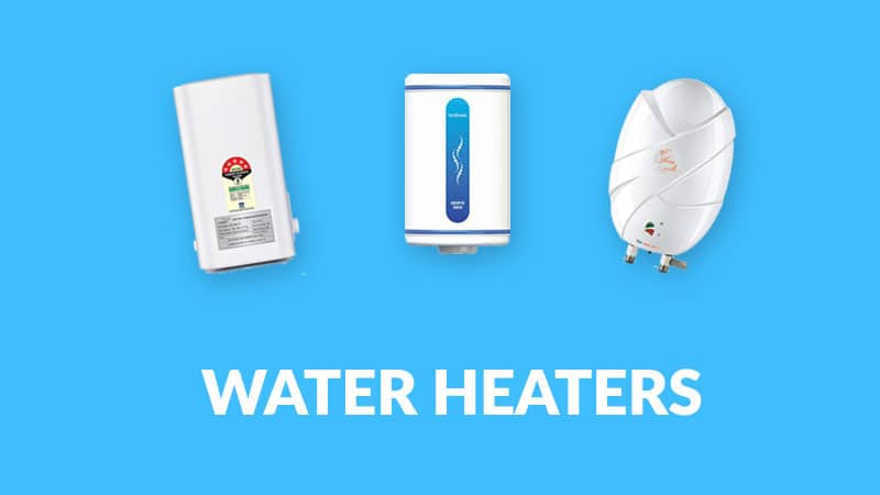 Best Water Heaters in India (September 2019)