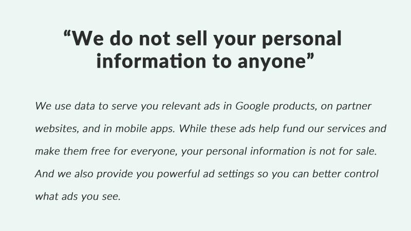 how-google-use-data