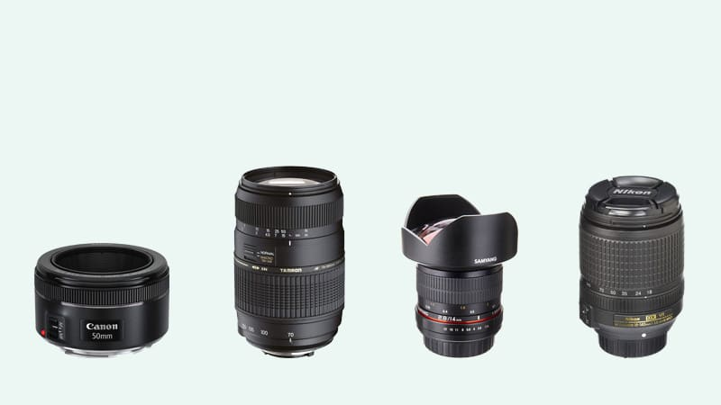 dslr-lenses