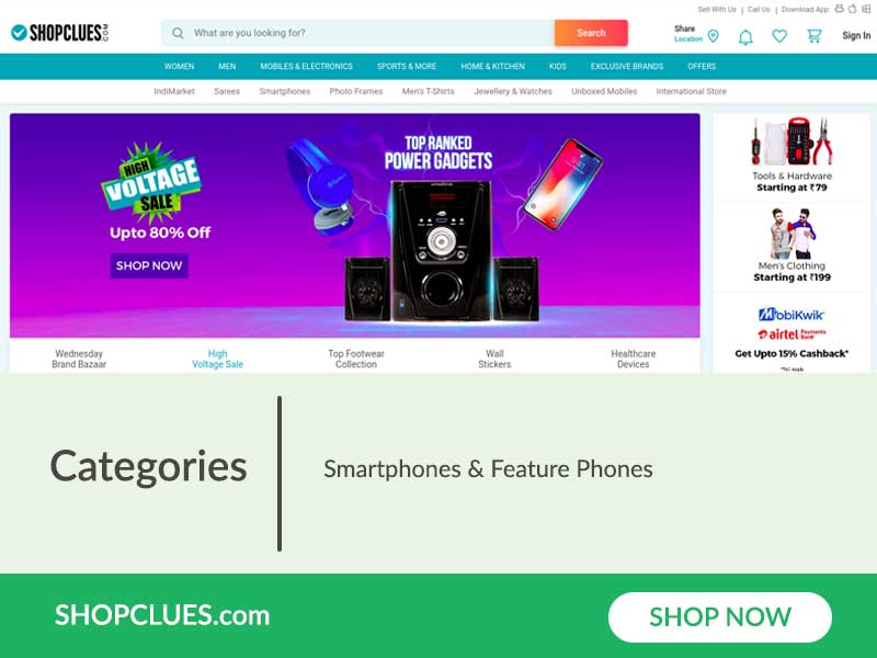 shopclues-refurbished